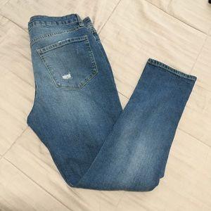 Arizona Ripped Boyfriend Jeans